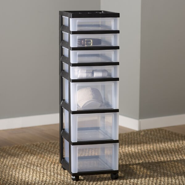 Wayfair Basics 7 Drawer Storage Chest by Wayfair Basics™