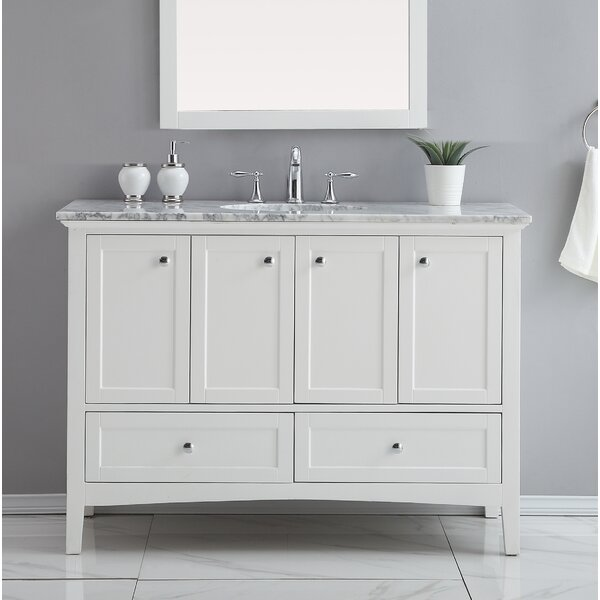 Linder 48 Single Bathroom Vanity Set by Ebern Designs