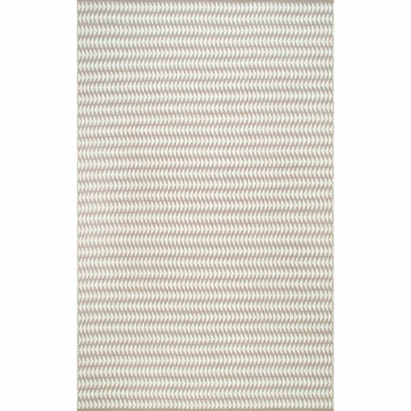 Ardagh Hand-Woven Ivory Indoor/Outdoor Area Rug by Corrigan Studio
