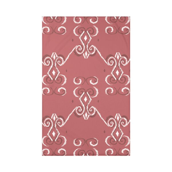 On the Line Polyester Fleece Throw Blanket by e by design