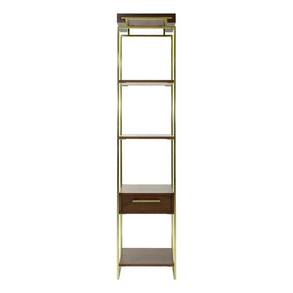 Cunningham Etagere Bookcase by Brayden Studio