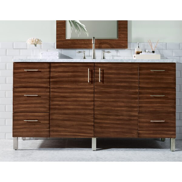 Nunnari 60 Single Bathroom Vanity Set by Orren Ellis