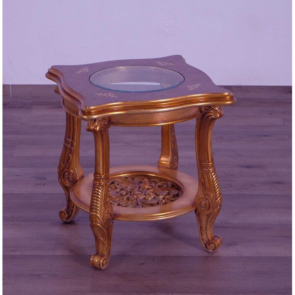 Totterdown End Table by Astoria Grand Astoria Grand