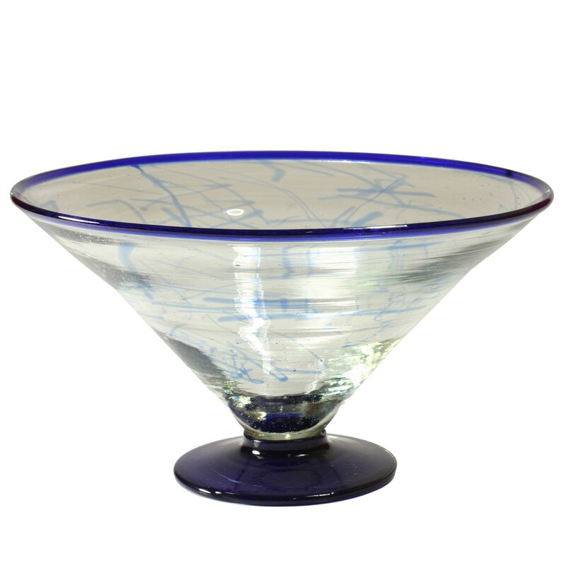 Wonderful Large Glass Centerpiece Bowl | Wayfair AW39