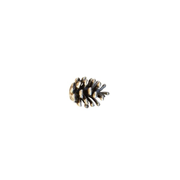 Lodgepole Pine Cone Novelty Knob By Timber Bronze 53, LLC by Timber Bronze 53, LLC Reviews