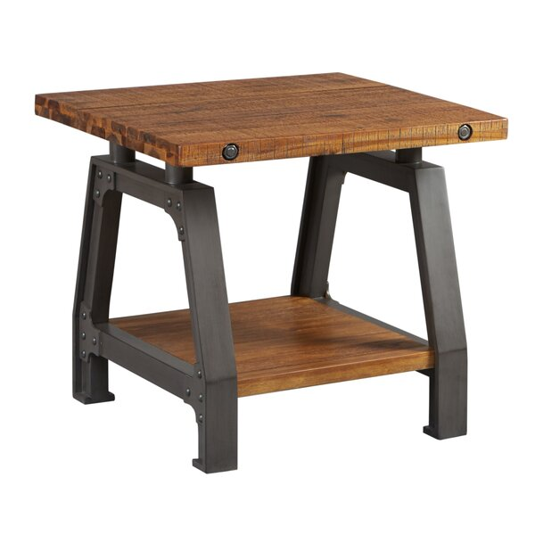 Caseareo End Table By Trent Austin Design