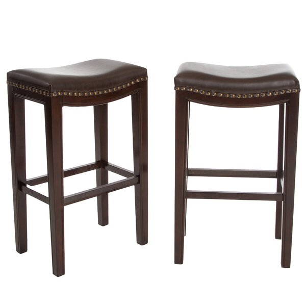Farina 30 Bar Stool (Set of 2) by Darby Home Co