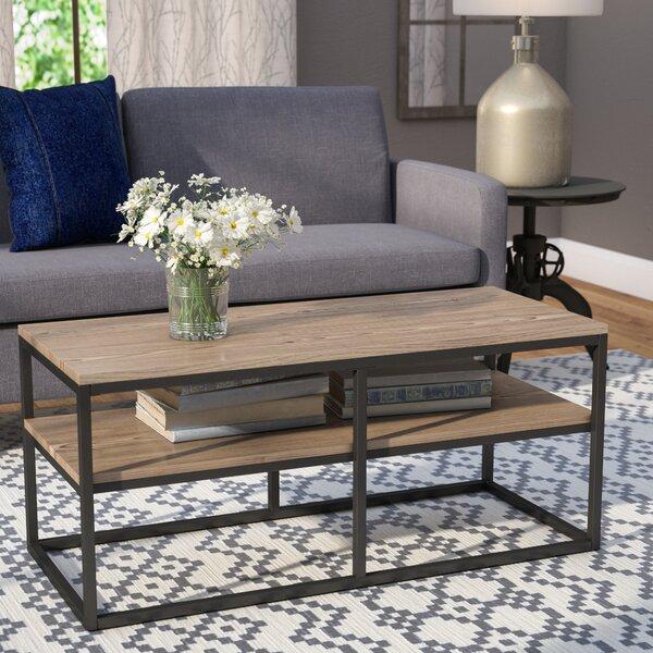 Forteau Coffee Table by Laurel Foundry Modern Farmhouse