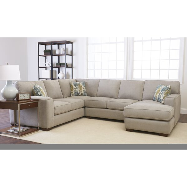 Bach Left Hand Facing Sectional By Red Barrel Studio