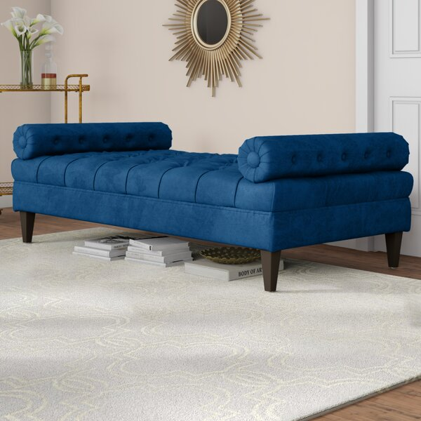 Hooper Upholstered Bench by Willa Arlo Interiors