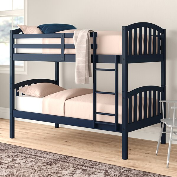 Twin Bunk Bed by Three Posts Teen