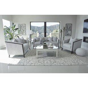 Courts 3 Piece Living Room Set by Corrigan Studio®