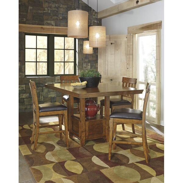 Rebecca 5 Piece Dining Set by Andover Mills
