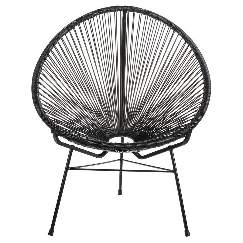 Merveilleux Acapulco Papasan Chair