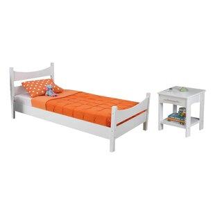 Addison Panel Configurable Bedroom Set by KidKraft