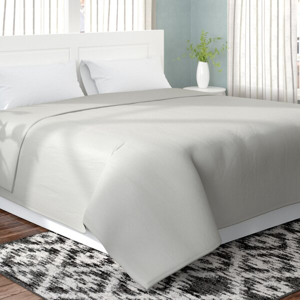 Consolata Temperature Regulating Duvet Cover by The Twillery Co.