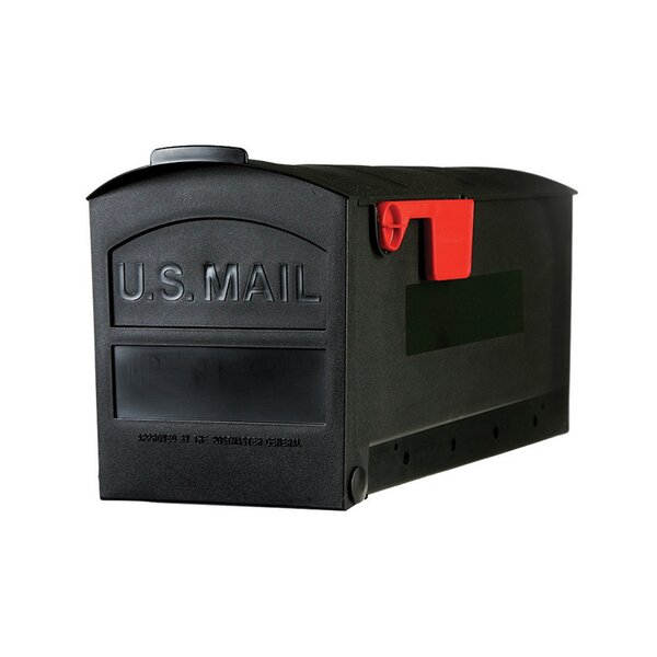 Post Mounted Mailbox by Rubbermaid