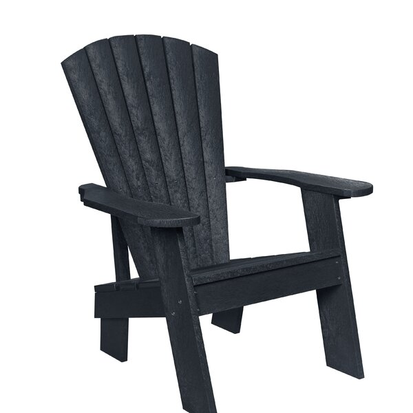 Levon Plastic Adirondack Chair by August Grove