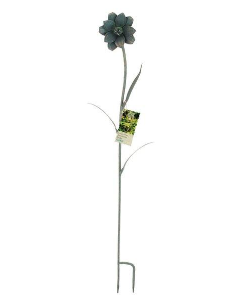 Metal Anemone Garden Stake by Gardman