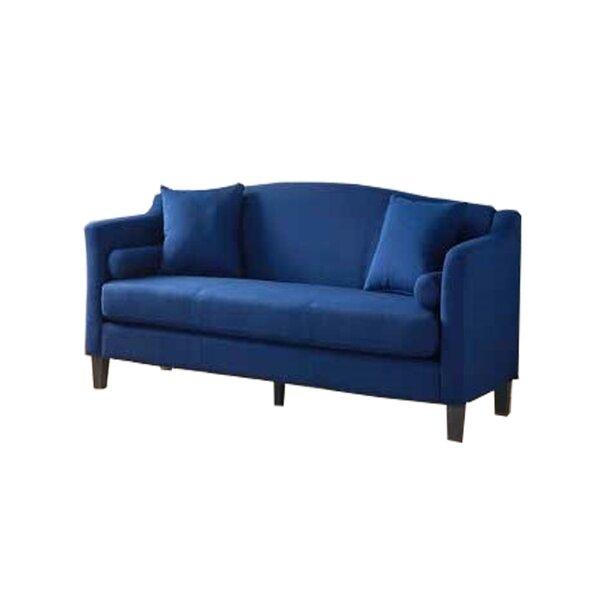 Home Décor Samarinda 82.28'' Flared Arm Sofa
