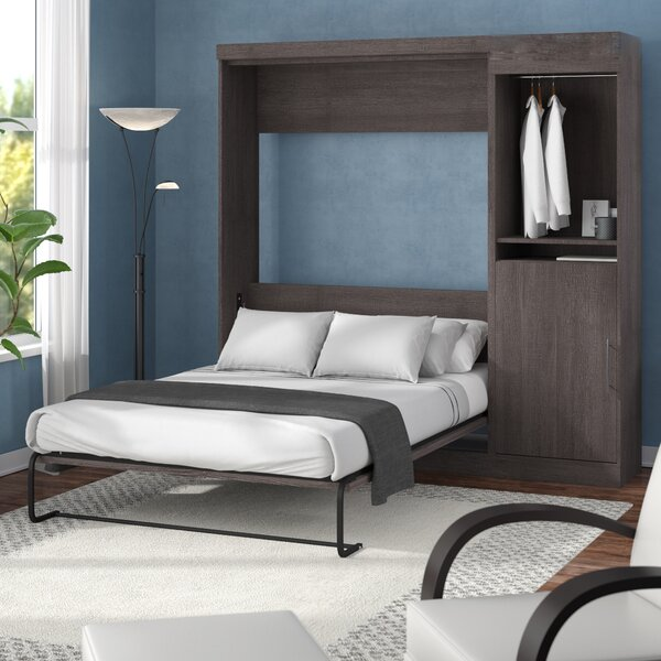 Colquitt Storage Murphy Bed By Zipcode Design