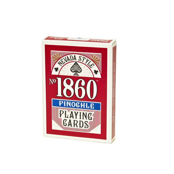 Pinochle Playing Card (Set of 12) by Nevada Style