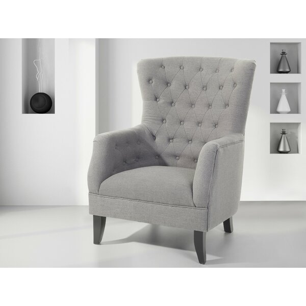 Pursell Armchair by Darby Home Co Darby Home Co