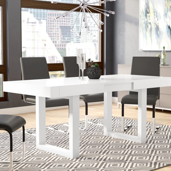 Marissa Expandable Dining Table by Orren Ellis