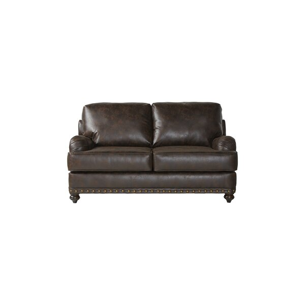 Ogrady Loveseat By Charlton Home