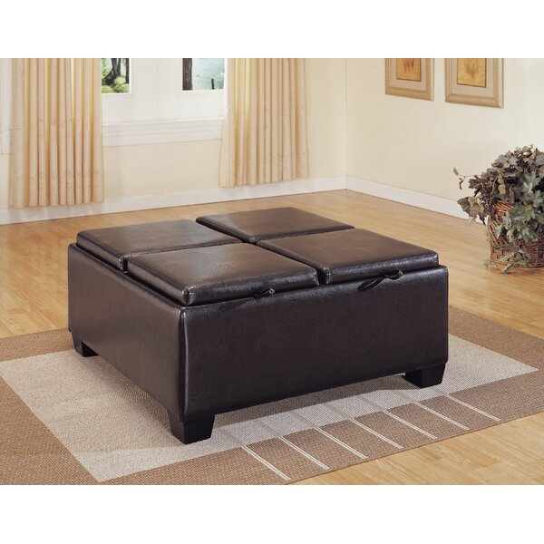 Beckett Storage Ottoman by Woodhaven Hill