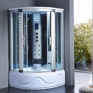 42″ x 42″ x 83″ Corner Shower Enclosure