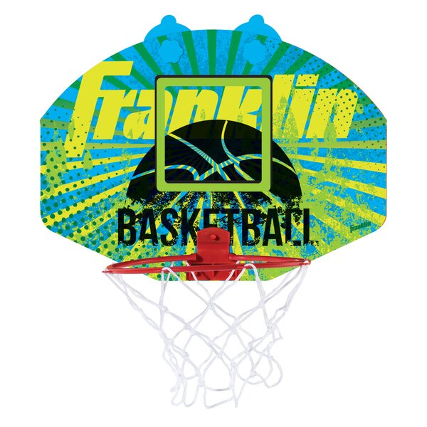 Quikset Anywhere Basketball by Franklin Sports