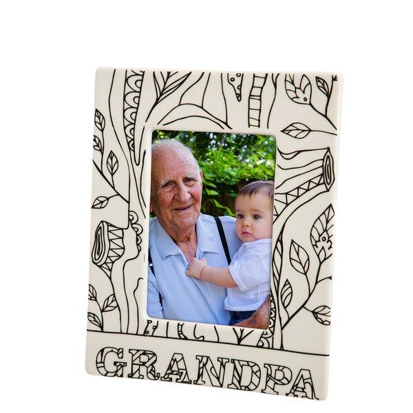 Cristian Grandpa Picture Frame by Ebern Designs