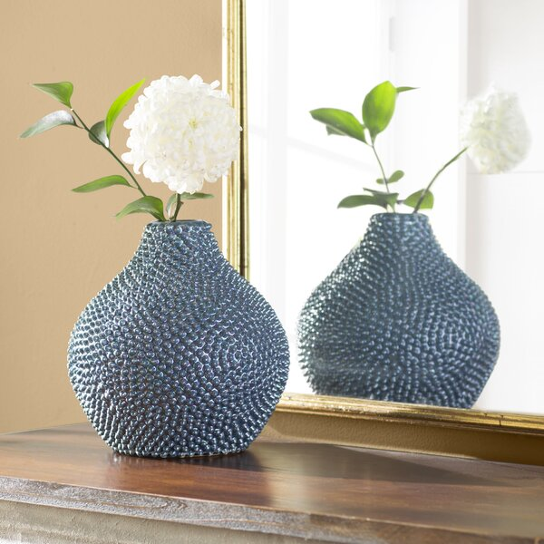 Westall Decorative Ceramic Spike Table Vase by Bloomsbury Market