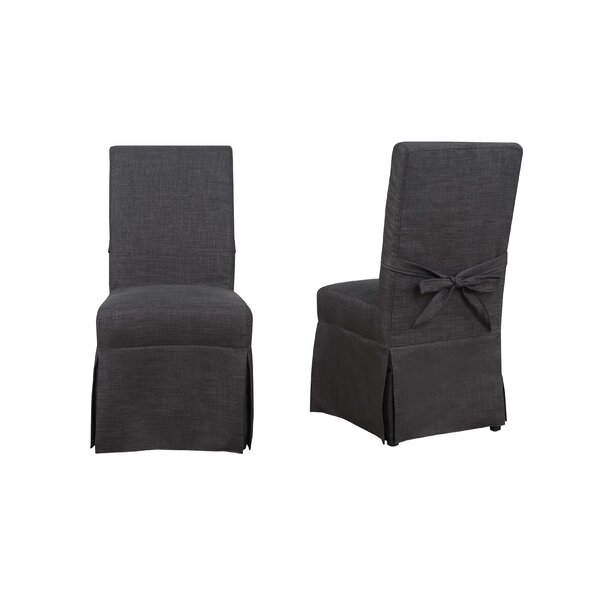 Benton Parsons Upholstered Dining Chair (Set of 2) by Red Barrel Studio