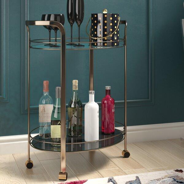 Livia Bar Cart by Willa Arlo Interiors
