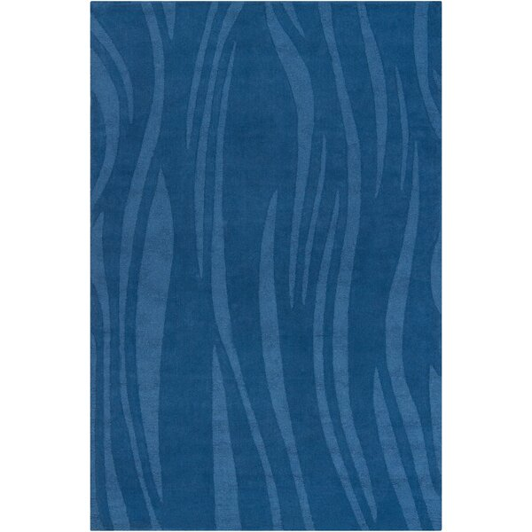Romel Blue Area Rug by Orren Ellis