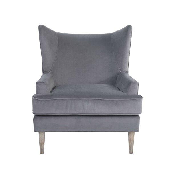 Kiera Wingback Chair by Willa Arlo Interiors
