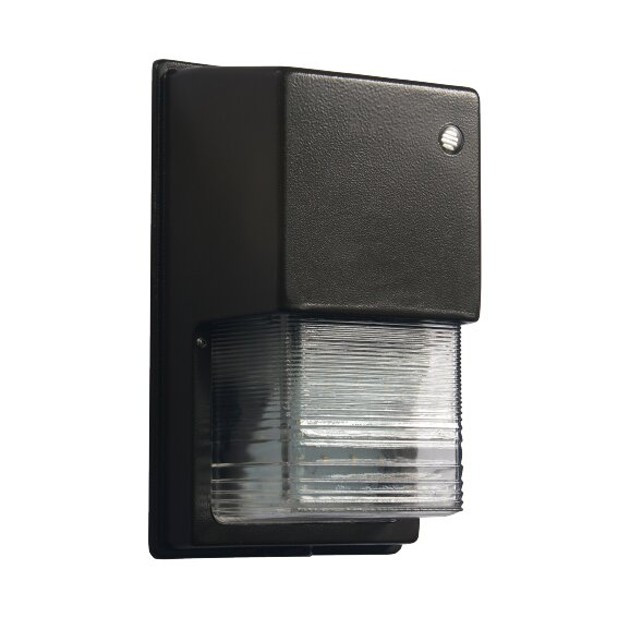 Warwick 18-Watt LED Outdoor Security Wall Pack by Lumight