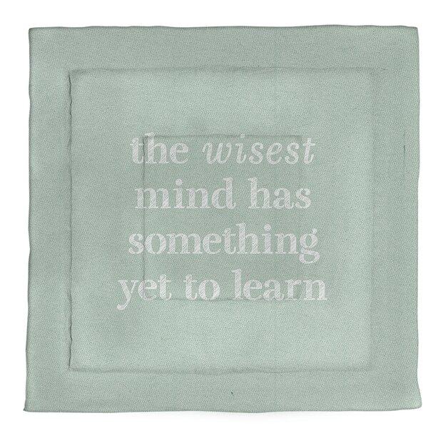 Learning Inspirational Single ReversibleComforter