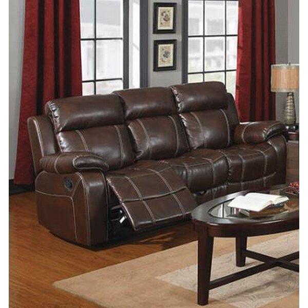 Review Nygaard Motion Reclining Sofa