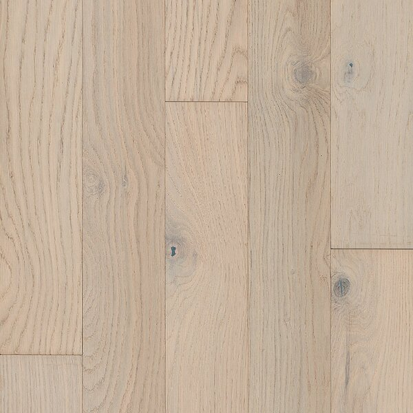 Impressions 5 Engineered Oak Hardwood Flooring in Deep Etched Essence of Light by Armstrong Flooring