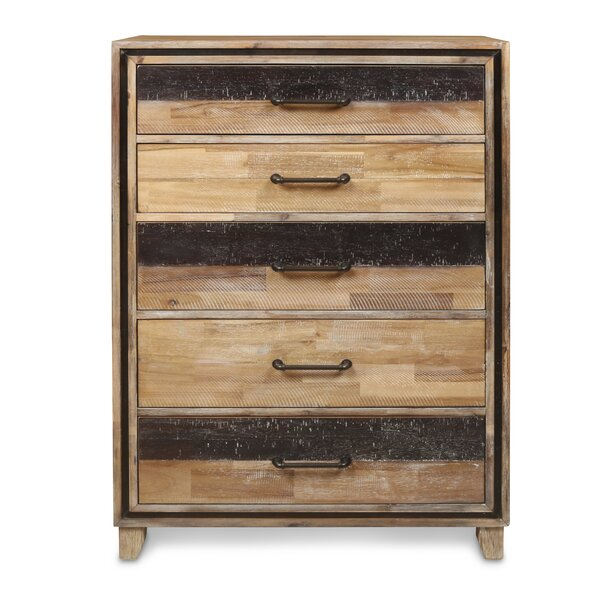 Hiro 5 Drawer Chest by Loon Peak