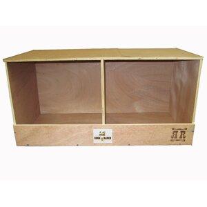 Duplex Nesting Box