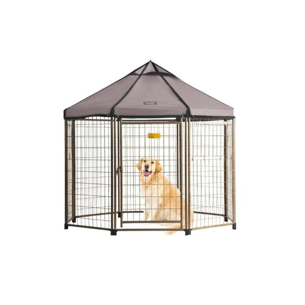 Idora Pet Gazebo Yard Kennel by Tucker Murphy Pet