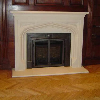 Chateau Pisa Fireplace Surround by Historic Mantels Limited