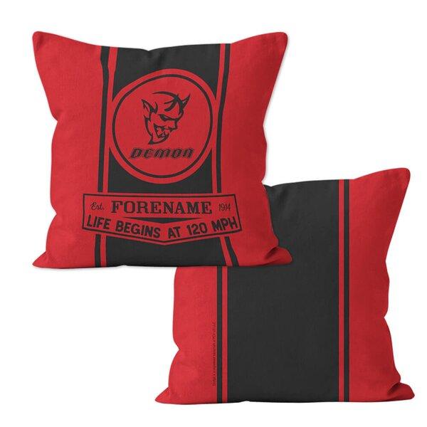 Sunbeltgifts Indoor Outdoor Throw Pillow Wayfair