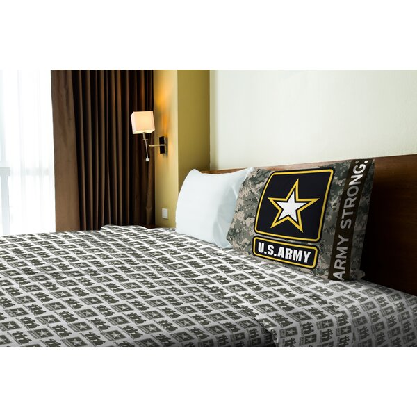 Military US Army Salute Sheet Set by Northwest Co.