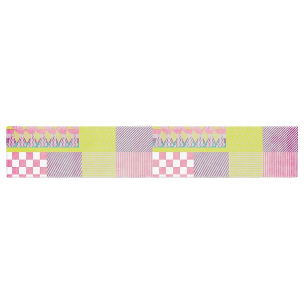 Louise Machado Patchwork Table Runner by East Urban Home