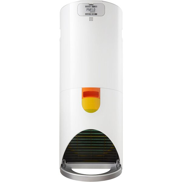 Tower 3-Stage Filter Air Purifier with HEPA Filter by LG